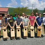 Rhea County High School Duck Box Project