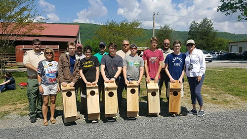 RCHS Duck Box Project